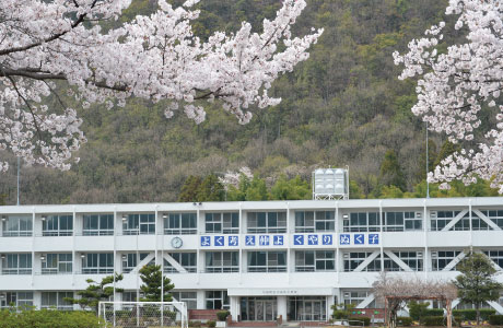 川辺北小学校